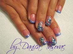Goca:) by danicadanica - Nail Art Gallery nailartgallery.nailsmag.com by Nails Magazine www.nailsmag.com #nailart