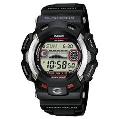 a3d3ef68df6 Casio G-Shock Gulfman Tough Solar Atomic Multiband 6 Watch