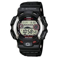 c590e5e3af1 Casio G-Shock Gulfman Tough Solar Atomic Multiband 6 Watch