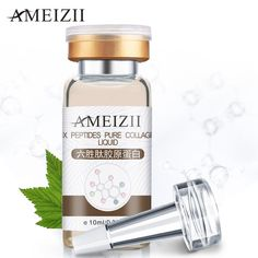AMEIZII Six Peptides Serum Collagen Liquid Whitening Firming Skin Care Moisturizing Rejuvenating Face Lift Anti-wrinkle Cream