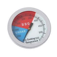 Grill Thermometer Smoker Edelstahl BBQ Räucherofen Gasgrill 550 ° F Neu Thermometer, Cooking Timer, Bbq, Smoke, Smoking, Crickets, Stainless Steel, Barbecue, Barrel Smoker