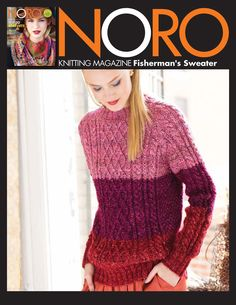 e0a7061bb 7 Best Noro Knitting Magazine images