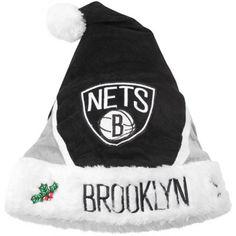 quality design 0bfba a7f71 Brooklyn Nets Colorblock Santa Hat