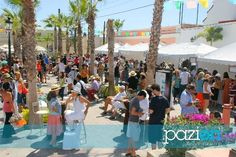 The 2nd Annual Gastrovino Festival was held on May 5th in Todos Santos.