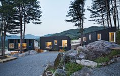 Gallery of Glamping on the Rock / ArchiWorkshop - 12