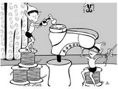 the elves and the shoemaker coloring pages - Google Search