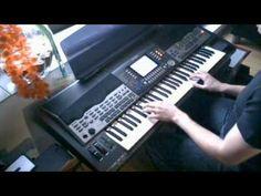 """Ave Maria"" played on Yamaha PSR-9000"