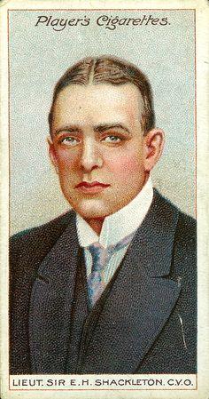 Ernest Shackleton Polar Exploration Cigarette Cards Complete Sets 1 2 | eBay