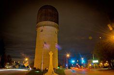 Water Tower- Ypsilanti