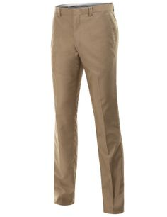 MENS SLIM STRAIGHT DRESS PANTS (KMBLP012) #doublju