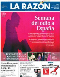 Semana del odio a España