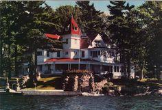 The Amsterdams Casa Blanca Cherry Island Alexandria Bay 1000 Islands NY