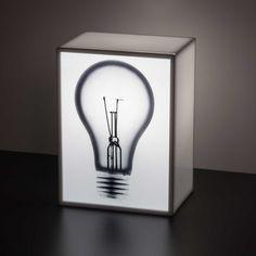 iBacana - Luminária Lâmpada Branca