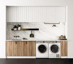 DESIGN: The Stylish Laundry | Byron Beach Abodes