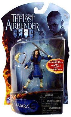 Avatar The Last Airbender Movie 3 3/4 Inch Action Figure Katara