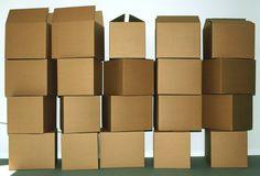 Ideas para reciclar las cajas de cartón de tu hogar - http://www.decoora.com/ideas-para-reciclar-las-cajas-de-carton-de-tu-hogar.html