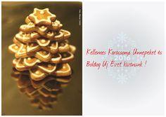 Karácsonyi üdvözlet by Wiesner Zoltán
