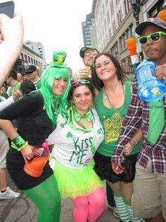 Parade Day  |  St. Patrick's Day, Buffalo, NY