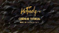 Cinema 4D tutorial_Basic19_Interface 19 (Tag 1) (시네마4D 기초강좌_19강_인터페이스19 (태그 1) - YouTube