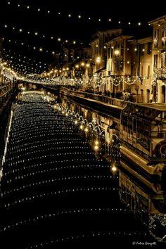 Milano -navigli *.*