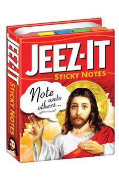 Jeez Its Sticky Notes