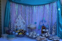 Ivy's Frozen 6th Birthday | CatchMyParty.com