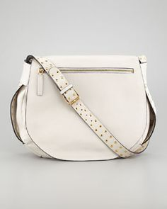 Marni Studded Strap Messenger Bag