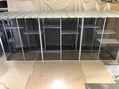 Cat Cages – Page 2 – CDECages Hamster Stuff, Cat Kennel, Cat Cages, Pvc Coat, Gerbil, The Unit, Animal, Cats, Model