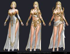 Aphrodite by Donfoo . on ArtStation. Fantasy Girl, Chica Fantasy, Fantasy Art Women, Female Character Concept, Fantasy Character Design, Character Design Inspiration, Halloween Disfraces, Fashion Mode, Character Outfits