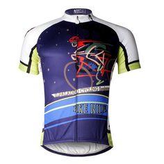 2017 ILPALADINO Purple Cycling Jerseys men Bike clothing bicycle jersey bike top short sleeve Bicycle T-shirts Breathable