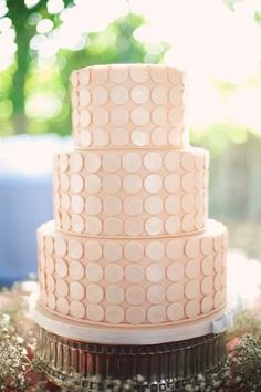 Google Image Result for http://fiftieswedding.com/blog/wp-content/uploads/2011/10/polka-dot-wedding-cake.jpg