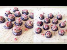 Raw Vegan Chocolate Caramel Candy (No Refined Sugars or Dairy!)  www.julieslifesty... #RawFood #RawVegan #Vegan #SugarFree #GlutenFree #DairyFree #RawVeganCandy #VeganFudge #VeganCaramel #RawChocolate #ChocolateCandy #ChocolateCaramelCandy #CaramelCandy #HealthyCandy
