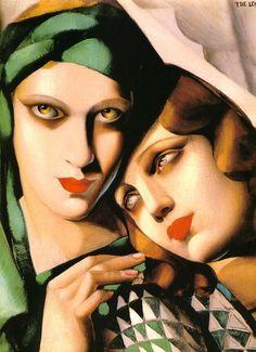 ... giorni della mostra di Tamara De Lempicka a Palazzo Reale a Milano