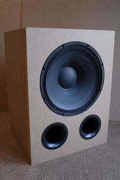 Really Solid Sound: Daniel Ballou\'s Cinder Speakers | Cinder ...