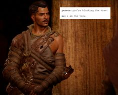welcome to the mage hell spiral — Dragon Age: Inquisition + text posts, part 7 ...