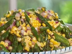 Corn and Asparagus Salad from FoodNetwork.com