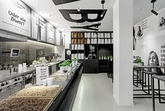 Projectdetails: Pasta Baby / Environmental Graphic Design - Projekttriangle Design Studio