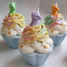 Unicorn soaps