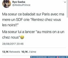 Mais non ! Best Tweets, Funny Tweets, Funny Memes, Jokes, Post Quotes, Bff Quotes, Sassy Quotes, Haha Funny, Lol