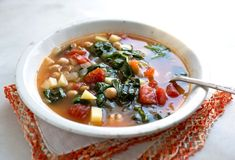The Recipes for Health columnist Martha Rose Shulman says soups can be a great way to draw out the flavors of spinach.