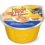 Free cat food!
