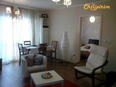 Apartament 3 camere in Vila, Corbeanca ! | Corbeanca | Chilipirim.ro Curtains, Home Decor, Homemade Home Decor, Interior Design, Home Interiors, Decoration Home, Window Scarf, Drapes Curtains, Picture Window Treatments