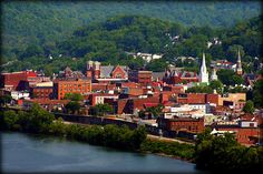 Maysville, KY  Beautiful place! Go to Chandlers steakhouse if you get the chance!!