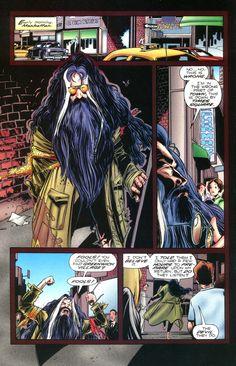 Doctor Strange: Sorcerer Supreme #80