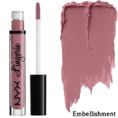 Pinterest; @nataliemidw6016☽ ☼☾. I actually like this colour more than Kylie Jenners Posie K?!!