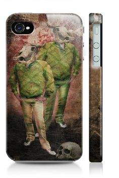 iPhone Cover – Tweedledee and Tweedledum