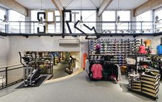 Sport Klöpping by Konrad Knoblauch, Jessen – Germany » Retail Design Blog