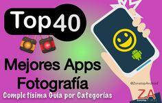 Top40 Mejores Aplicaciones de Fotografía Android 2016 + Usan los Famosos http://www.zonatopandroid.com/mejores-aplicaciones-fotografia/ #Fotografia #Supertop #bebe #Collage #Embarazadas #Maquillaje #Retocar #Selfies #iphone #Samsung #Android