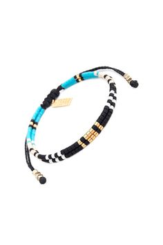 Bracelet de plage String Bracelet fil Bracelet cordon Bracelet plage bracelet Bracelet empilable ajustable - Another! Diy Bracelets With String, Thread Bracelets, Beach Bracelets, Bead Loom Bracelets, Stackable Bracelets, Ankle Bracelets, Handmade Bracelets, Macrame Bracelets, Bracelet Fil
