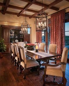 Designers using Lorts - traditional - dining room - phoenix - Lorts Manufacturing